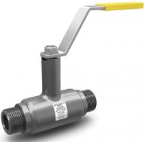 Кран шаровой полнопроходной штуцерный LD КШЦШ Ру40 Ду20 (PN40 DN20)