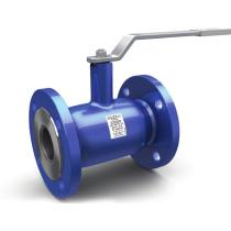Кран шаровой стандартнопроходной фланцевый LD КШЦФ Ру25 Ду150 (PN25 DN150)