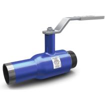 Кран шаровой стандартнопроходной комбинированный LD КШЦК Energy Ру40 Ду25 РN40 (PN40 DN25) рычаг, шар 20x13