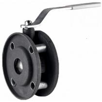 Кран шаровой межфланцевый LD Стриж Ру16 Ду65 П/П.03 (PN16 DN65)