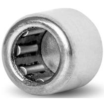 Игольчатый роликоподшипник открытый без колец BK0810 (ВК081210) 8x12x10 мм NBS