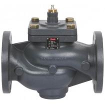 Клапан регулирующий Danfoss Ду25 KVS10 Ру25 (DN25 PN25) VFM2 065B3058