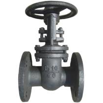 Задвижка чугунная однотипная Ду80 Ру10 (DN80 PN10) 30ч6бр