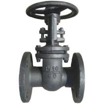 Задвижка чугунная однотипная Ду80 Ру10 (DN80 PN10) 30ч6бр пар