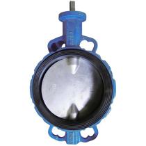 Затвор чугунный с чугунным диском и уплотнением Seagull Ду250 Ру16 (DN250 PN16)