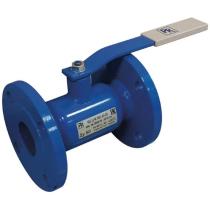 Кран шаровой фланцевый стальной PR Ду50 Ру40 (DN50 PN40)