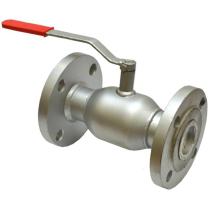 Кран шаровой фланцевый стальной Seagull Ду20 Ру40 (DN20 PN40)
