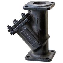 Фильтр сетчатый фланцевый чугунный Ду100 Ру16 (DN100 PN16)