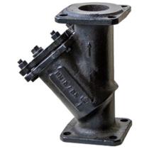 Фильтр сетчатый фланцевый чугунный Ду50 Ру16 (DN50 PN16)