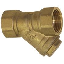 Фильтр сетчатый резьбовой латунный Ду15 Ру6 (DN15 PN6)