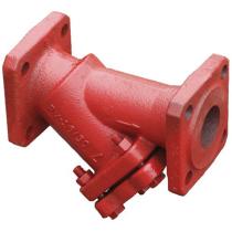 Фильтр фланцевый чугунный ФМФ Ду80 Ру16 (DN80 PN16)