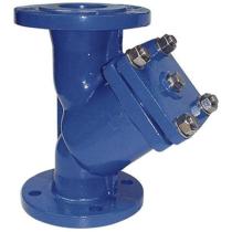 Фильтр фланцевый чугунный ФМФ Ду100 Ру16 (DN100 PN16)