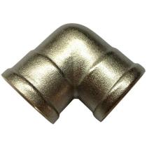 Угольник латунный Ру16 Ду40 (PN16 DN40)