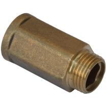 Удлинитель латунный Ру16 Ду15 (PN16 DN15)