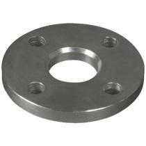 Фланец стальной для труб ПЭ Ду50 Ру25 (DN50 PN25)