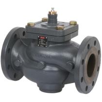 Клапан регулирующий Danfoss Ду100 KVS160 Ру16 (DN100 PN16) VFM2 065B3502