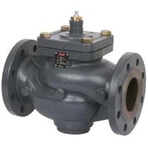 Клапан регулирующий Danfoss Ду150 KVS400 Ру16 (DN150 PN16) VFM2 065B3504
