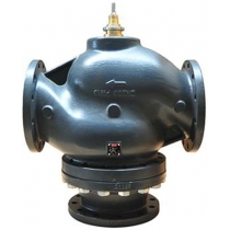 Клапан регулирующий Danfoss Ду15 KVS25 Ру16 (DN15 PN16) VF3 065Z3354