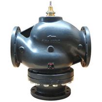 Клапан регулирующий Danfoss Ду25 KVS10 Ру16 (DN25 PN16) VF3 065Z3357