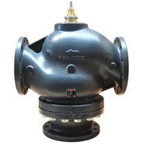 Клапан регулирующий Danfoss Ду300 KVS1250 Ру16 (DN300 PN16) VF3 065B4300