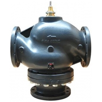 Клапан регулирующий Danfoss Ду50 KVS38 Ру16 (DN50 PN16) VF3 065Z3360
