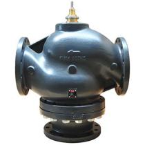 Клапан регулирующий Danfoss Ду80 KVS100 Ру16 (DN80 PN16) VF3 065Z3362