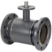 Кран шаровой стандартнопроходнойфланцевый стальной Danfoss JiP Premium FF Ду125 Ру16 (DN125 PN16) 065N0247