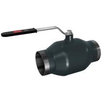 Кран шаровой стандартнопроходной фланцевый стальной Danfoss JiP Standard FF Ду100 Ру16 (DN100 PN16) 065N9608