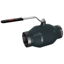 Кран шаровой стандартнопроходной фланцевый стальной Danfoss JiP Standard FF Ду125 Ру16 (DN125 PN16) 065N9609