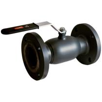 Кран шаровой стандартнопроходной фланцевый стальной Danfoss JiP Standard FF Ду125 Ру16 (DN125 PN16) 065N9629
