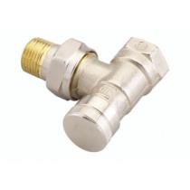Клапан запорно-присоединительный угловой Danfoss RLV-15