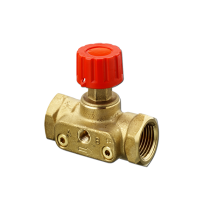 Клапан запорный резьбовой Danfoss CDT Ду20 Ру16 (DN20 PN16) 003L7692