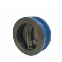 Клапан обратный двустворчатый межфланцевый Danfoss NVD 895 Ду150 Ру16 (DN150 PN16) 065B7500