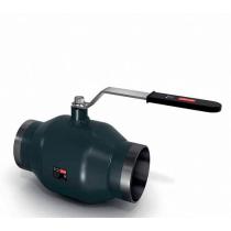 Кран шаровой полнопроходной под приварку стальной Danfoss JIP Standard WW Ду80 Ру16 (DN80 PN16)