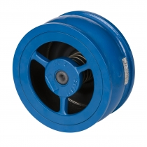 Клапан обратный пружинный Danfoss SOCLA 802 Ду150 Ру16 (DN150 PN16) 065B7527