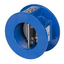 Клапан обратный двустворчатый межфланцевый Danfoss NVD895 (DN65)