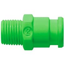 Штекер БРС зеленый Cube Cupla SPC-10PM-GRN POM SG