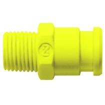 Штекер БРС желтый Cube Cupla SPC-10PM-YEL POM SG