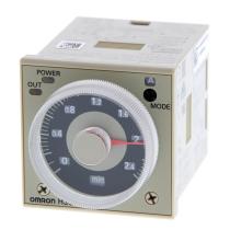 Твердотельный многофункциональный таймер Omron H3CR-A-301 100-240AC/100-125DC