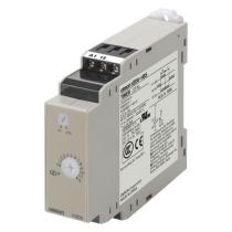 Полупроводниковый таймер Omron H3DK-HBS 24-48VAC/DC