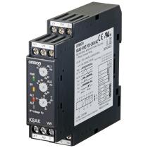 Реле контроля  Omron K8AK-VW2 100-240VAC