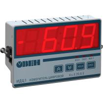 Измеритель с крупным цифровым индикатором ОВЕН ИДЦ1-Щ8