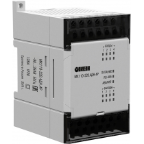 Модуль дискретного ввода/вывода ОВЕН МК110-220.4ДН.4Р