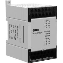 Модуль дискретного ввода/вывода ОВЕН МК110-224.8Д.4Р