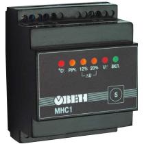 Прибор для защиты оборудования с контролем напряжения ОВЕН МНС1