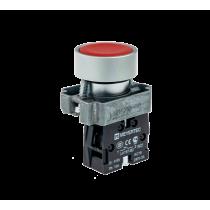 Кнопка с плоским толкателем с пружинным возвратом MEYERTEC MTB2-BAZ124