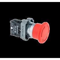 Кнопка с грибовидным толкателем, возврат поворотом MEYERTEC MTB2-BSZ1254