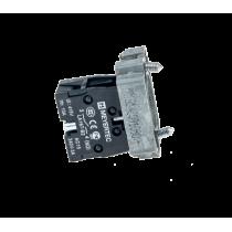 Основание с блок-контактом MEYERTEC MTB2-BZ11 (комплект 10 шт)