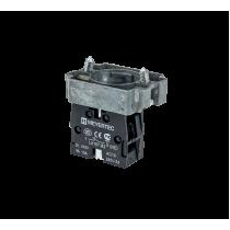 Основание с блок-контактом MEYERTEC MTB2-BZ12 (комплект 10 шт)