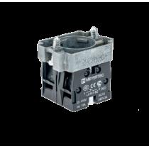Основание с блок-контактом MEYERTEC MTB2-BZ15 (комплект 10 шт)